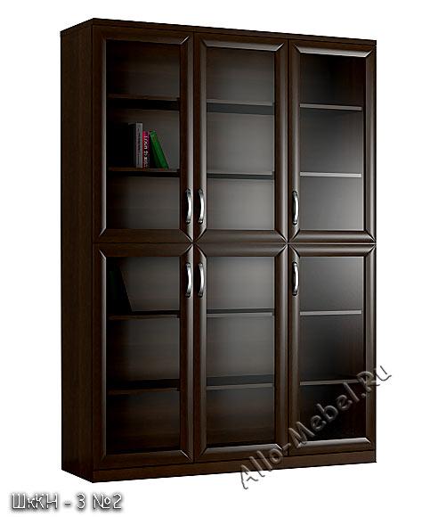 Шкаф библио 2.1 (новый, со склада) - мебель и предметы интер.